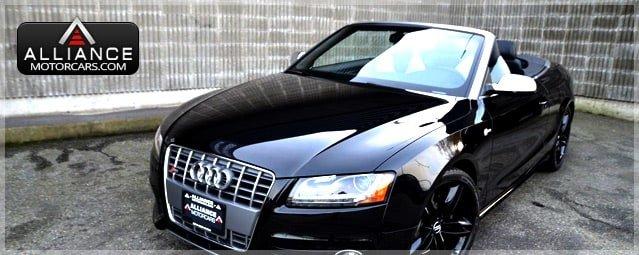 Used Luxury Cars For Sale >> Luxury Cars For Sale Alliance Motor Cars